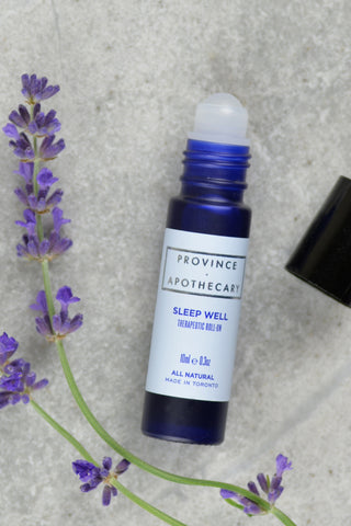 Province Apothecary Sleep Well Therapeutic Roll-On