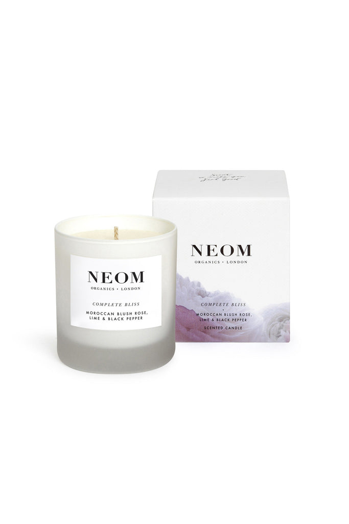 Neom Complete Bliss - Scented Candles 1 wick