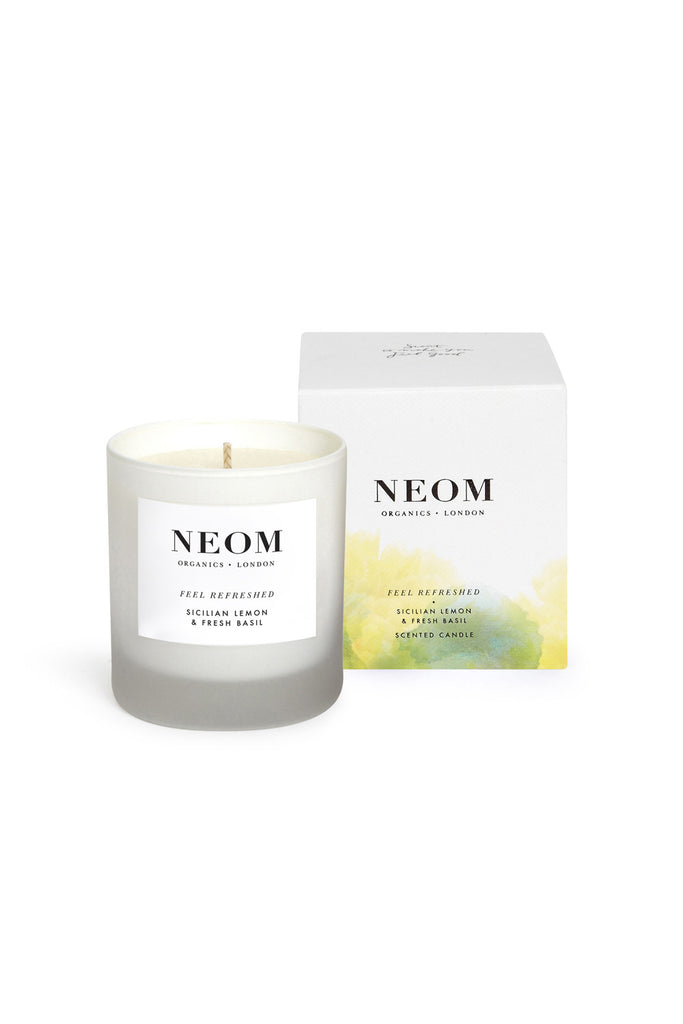 Neom Feel Refreshed - Scented Candles 1 wick