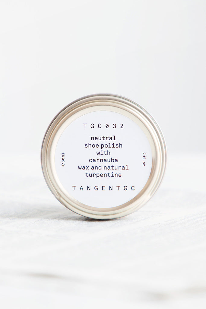 Tangent GC TGC032 Neutral Shoe Polish