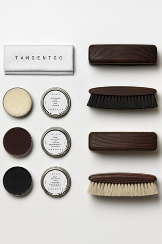 Tangent GC TGC038 Large Shoe Care Set