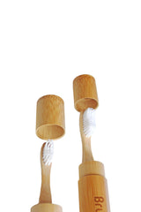 Brush with Bamboo - Toothbrush Travel Case
