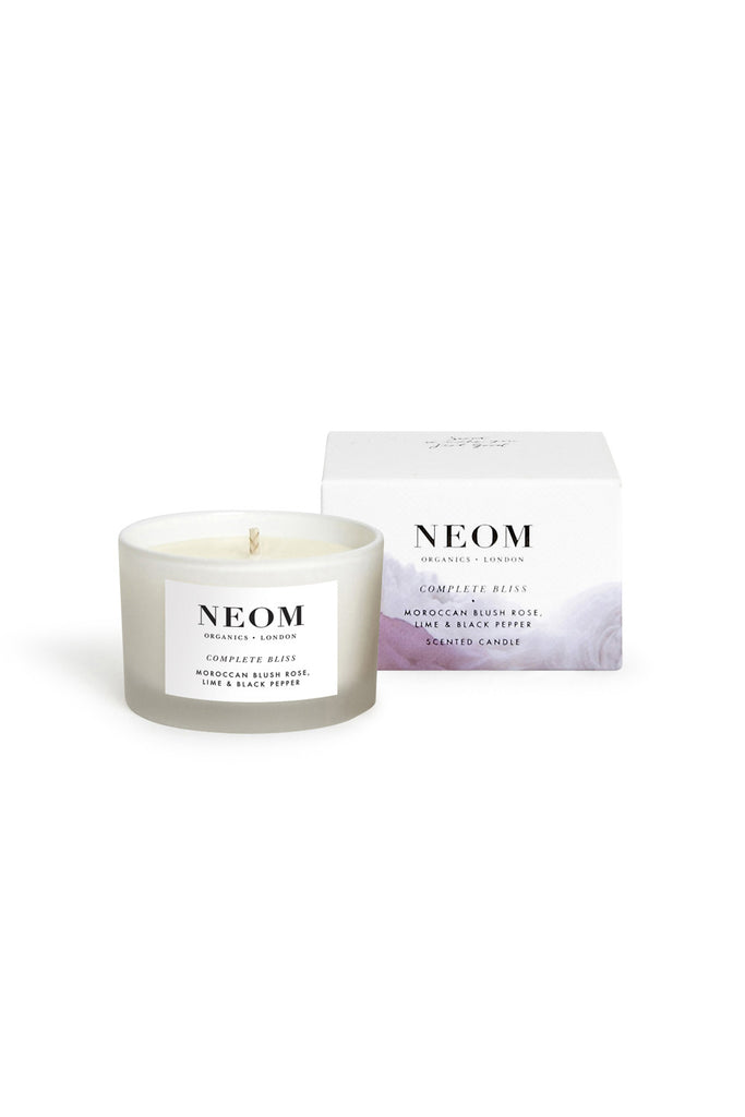 Neom Complete Bliss - Scented Candles travel size