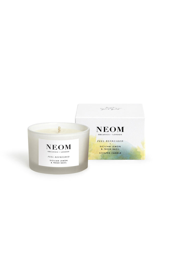 Neom Feel Refreshed - Scented Candles 3 wick