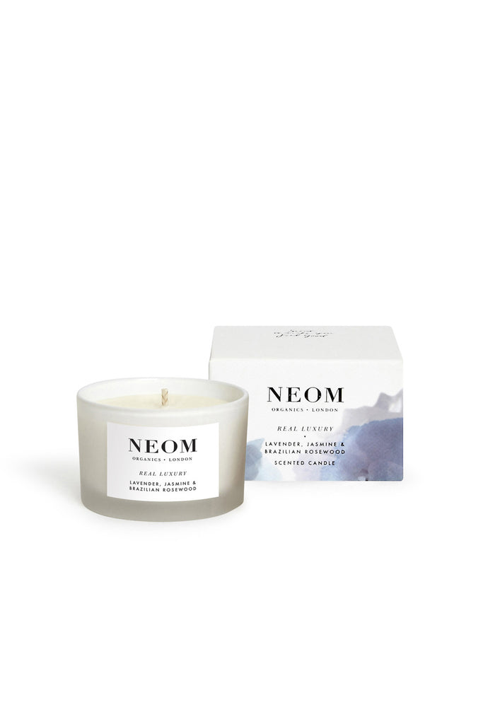 Neom Real Luxury - Scented Candles travel size