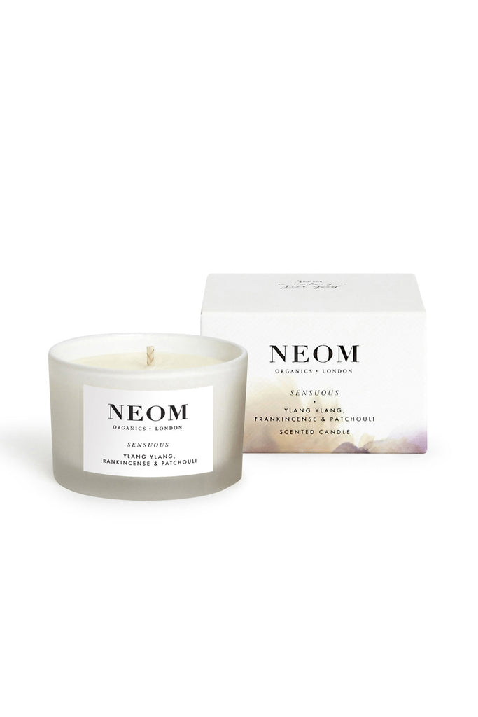 Neom Sensuous - Scented Candles travel size