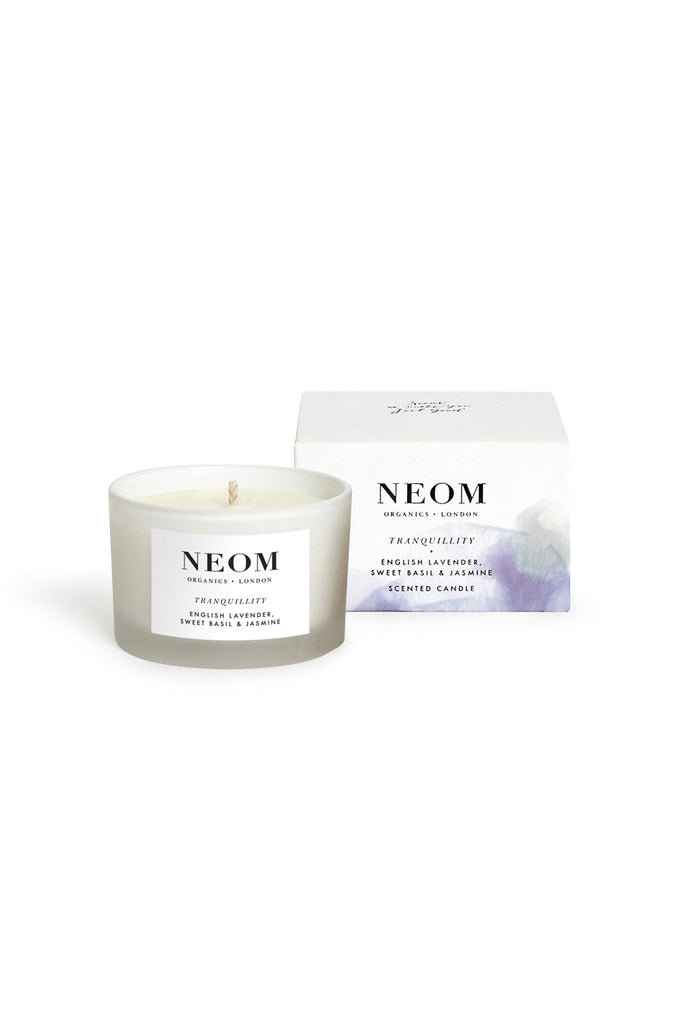 Neom Tranquillity - Scented Candles Travel size