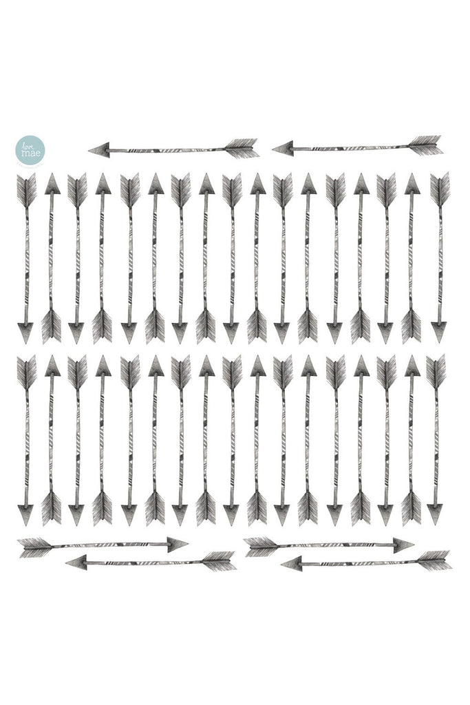 Arrows Sticker Sheet