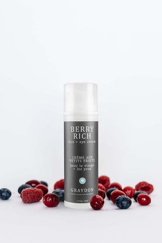 Graydon Berry Rich All Over Face Cream