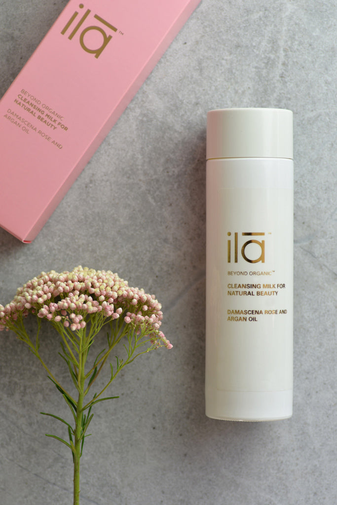 ila Spa Cleansing Milk for Natural Beauty