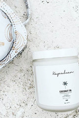 Kapuluan Coconut - Cold Pressed Raw Organic Coconut Oil Jar