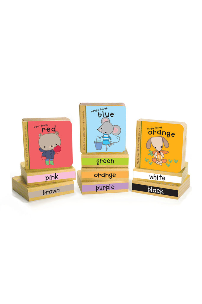 Innovative Kids Little Color Chunky Books