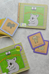 Innavative Kids Book & Game Memory Match - Mamas & Babies