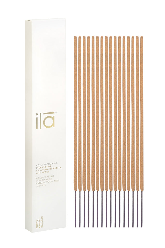 Ila Spa Incense for an Aroma of Purity & Peace with Box