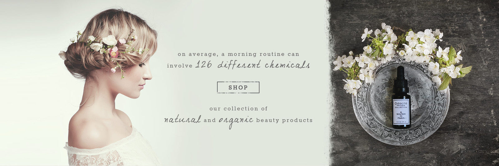 Shop Natural Skin Care, Organic Makeup & Green Beauty
