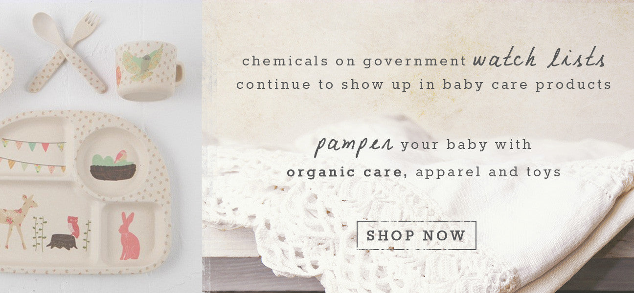 Shop Organic Baby Clothes & Natural Baby Products