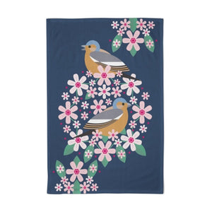 Chaffinch Tea Towel