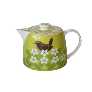 Wren Tea Pot