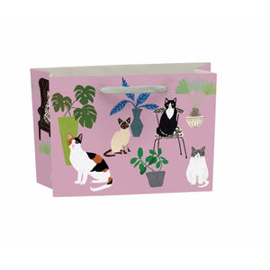 Cat Palais Small Landscape Gift Bag