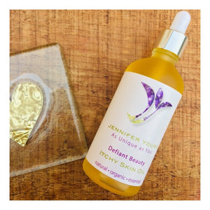 Defiant Beauty - Itchy Skin Oil