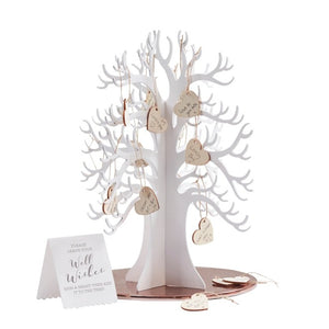 Wish Tree Alternative Guestbook