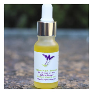 Defiant Beauty - Scalp Care Oil