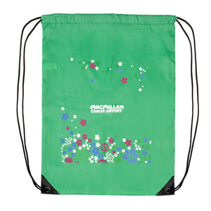 Macmillan Drawstring Bag (Various Colours)