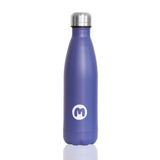 Purple Metal Water Bottle