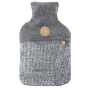 Knit and Felt 2L Hot Water Bottle
