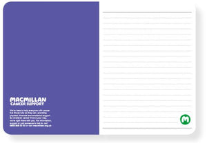 Macmillan Note Book