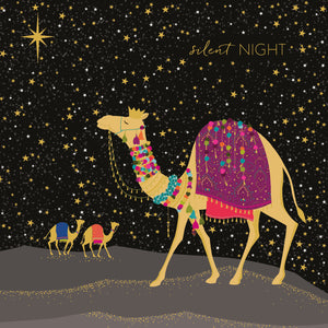 Sara Miller Silent Night Christmas Cards (Pack of 10)