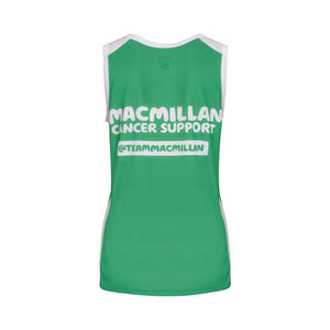 Ladies Macmillan Sports Vest