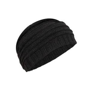 Lumi Knitted Hat Dark Grey