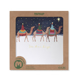 We Three Kings and Wise Men Christmas Card (Pack of 10)