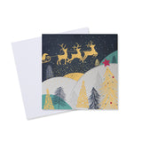 Premium Scene Christmas Card (Pack of 10)