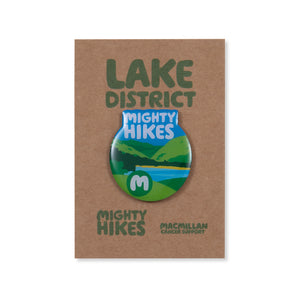 Lake District Mighty Hike Badge