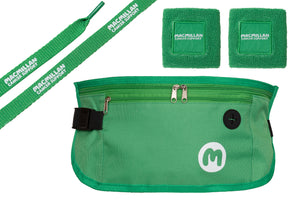 Mighty Hikes Bundle: Bumbag, Laces and Sweat Bands