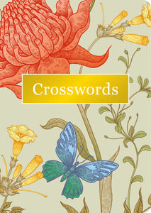 Flowery Puzzles: Crosswords