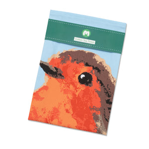 Robin Tea Towel