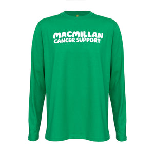 Long Sleeve Macmillan Top