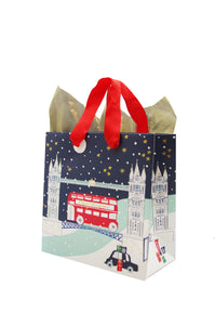 London scene gift bag  small
