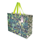 Designers Guild Green Leaf Gift Bag Large