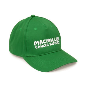 Macmillan Logo Cap (Cotton)