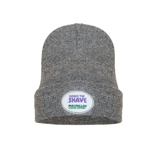 Brave the Shave Beanie Hat
