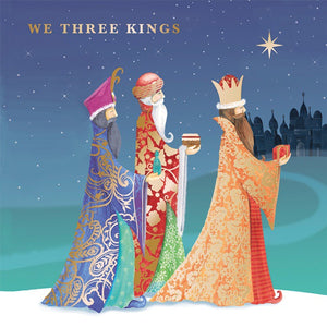 We Three Kings cards (Pack of 10)
