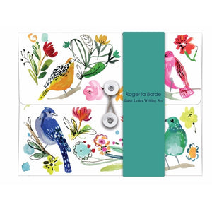Bird Life Writing Set