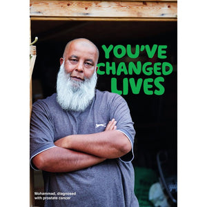 Changing Lives (Mohammad)