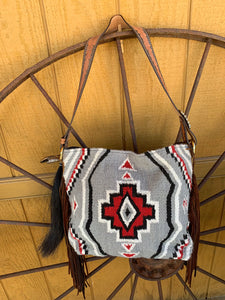 Espuela Design Co Silver City Saddle Blanket Bag