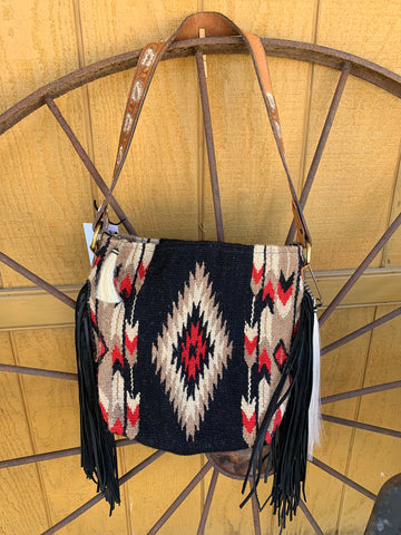 Espuela Design Co Palo Duro Blanket Bag