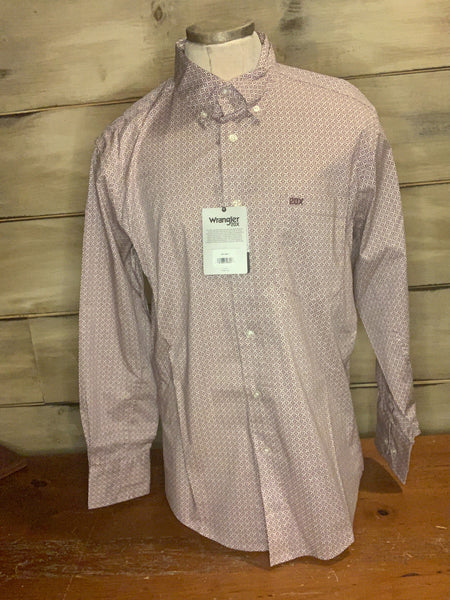 20X Competition Wrangler Button Shirt MPC149M